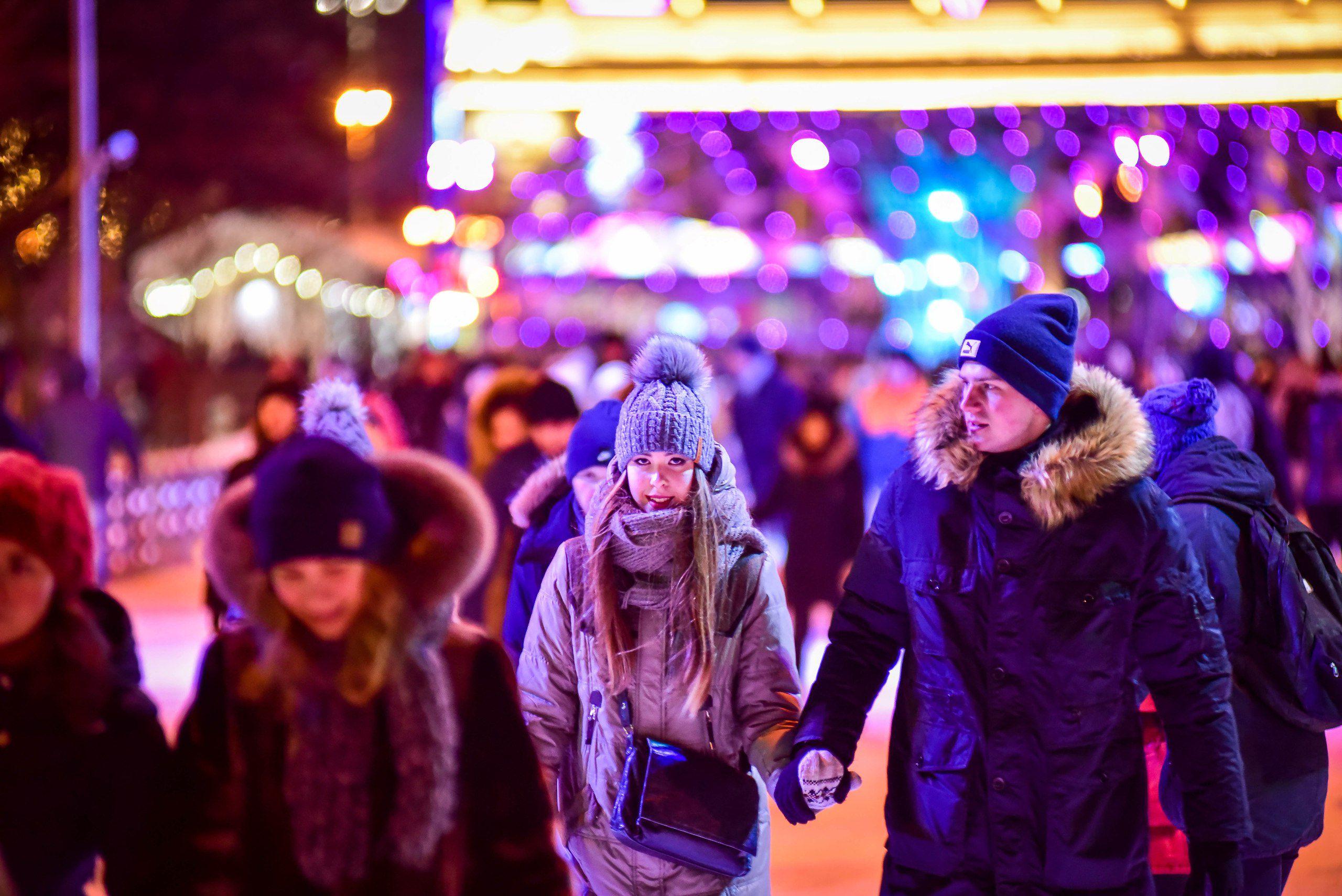Москва для двоих  Куда сходить с девушкой в Москве вдвоем
