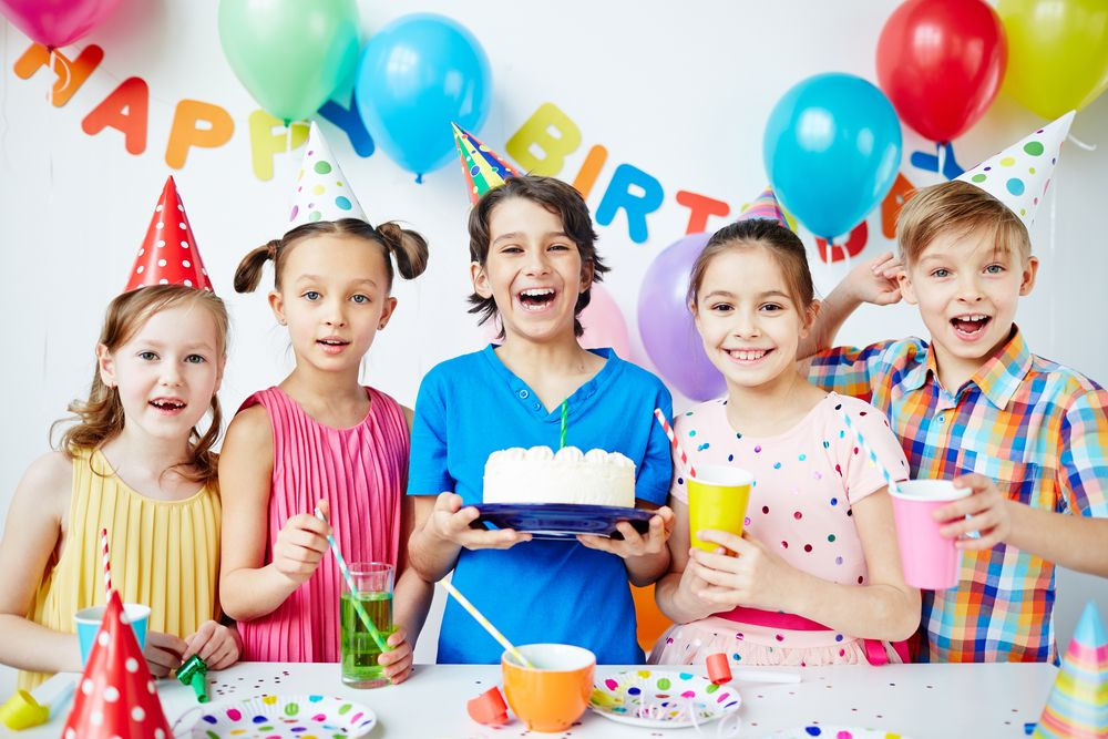 Где отметить день рождения молодежи