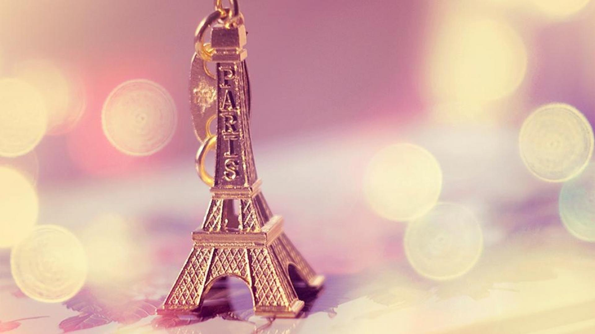 сувенир из Парижа в хорошем качестве