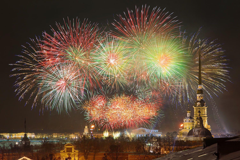 Отдых в санкт петербурге в новый год