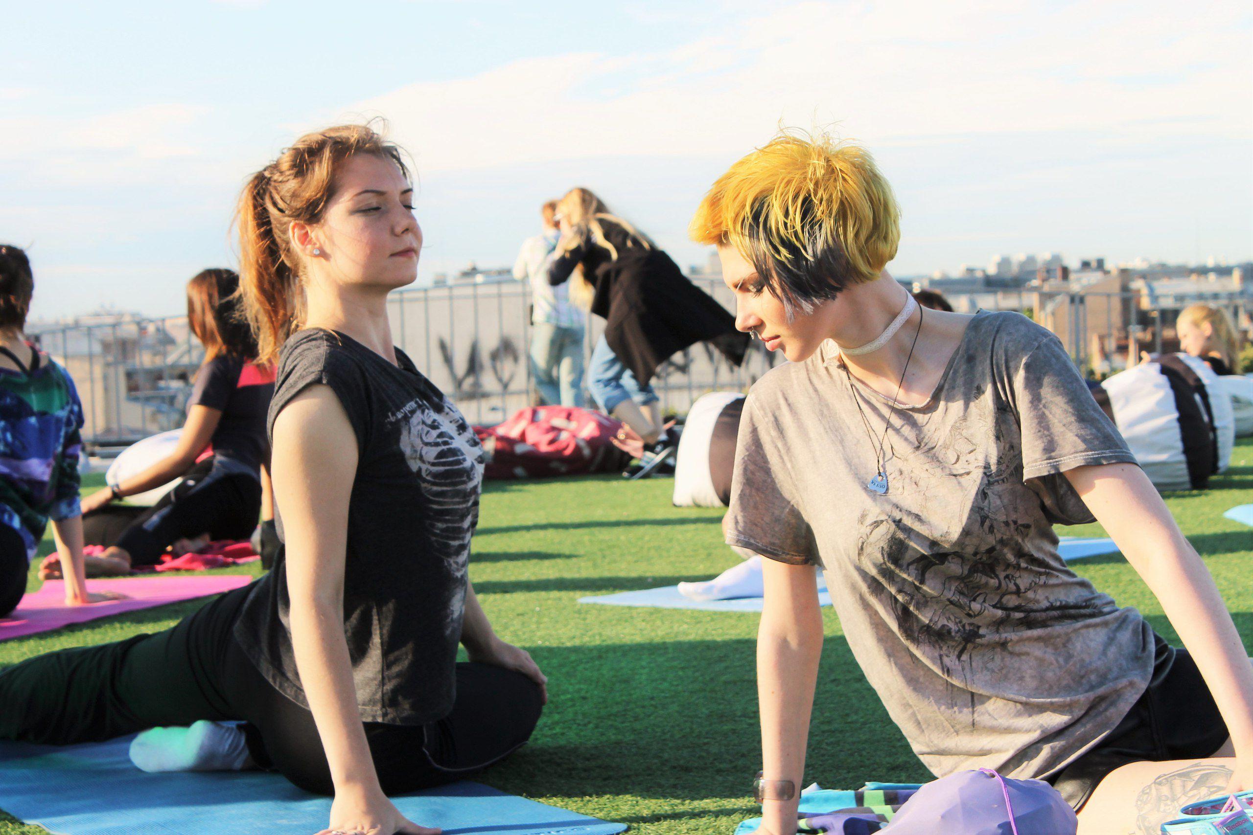 Йога для беременных жуковский