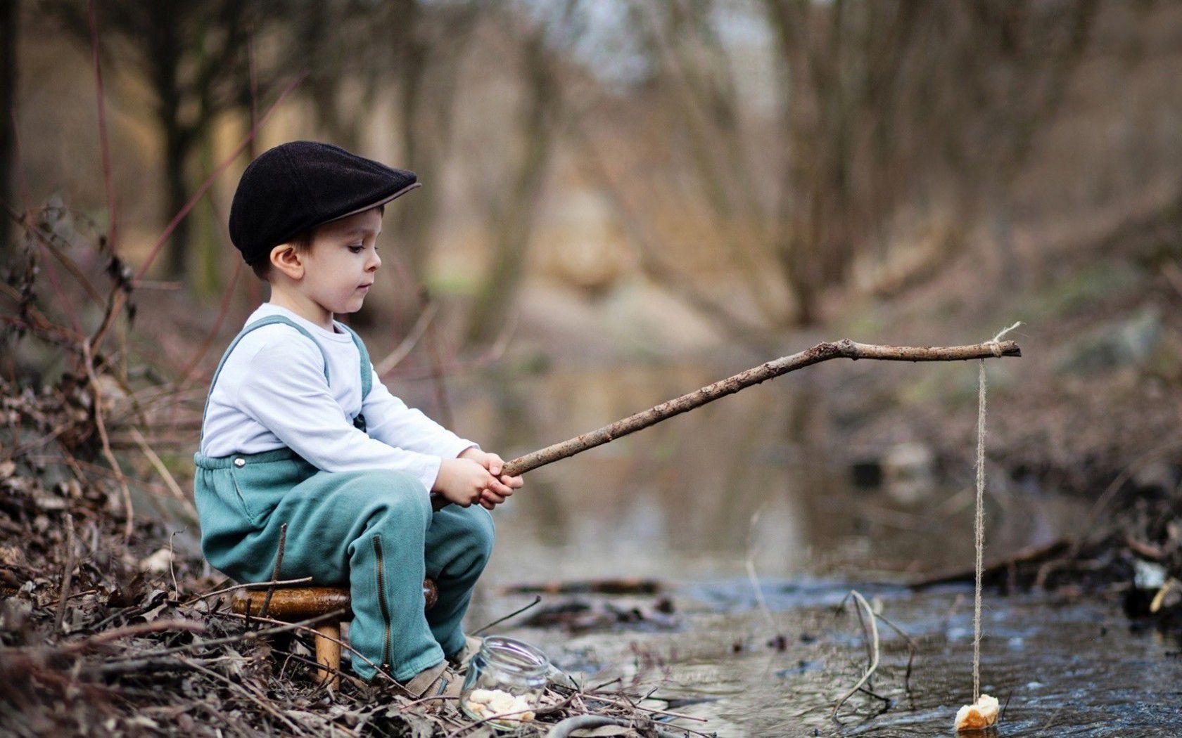 Рыбаки фото для детей