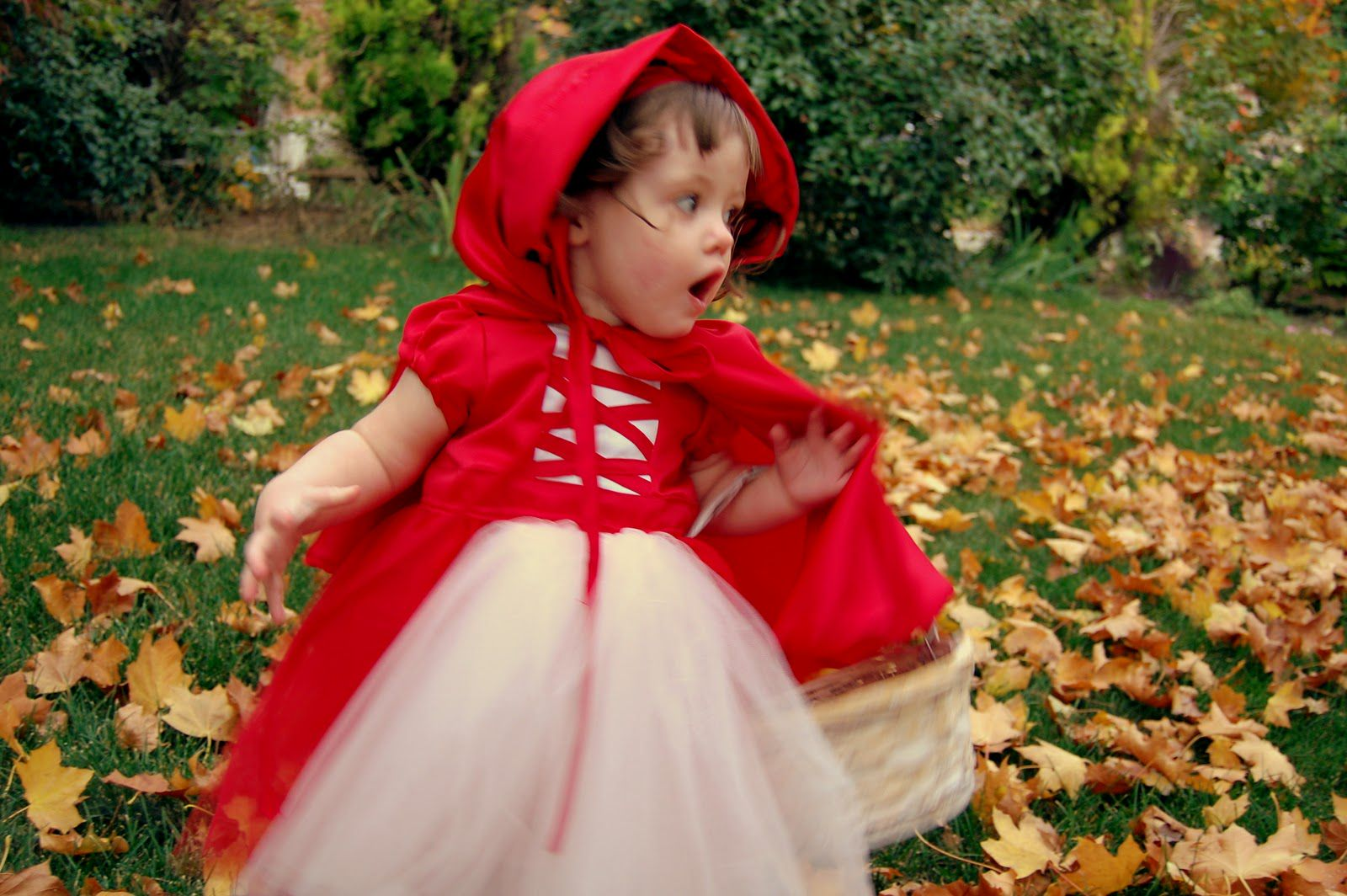 Костюмы красной шапочки своими руками фото