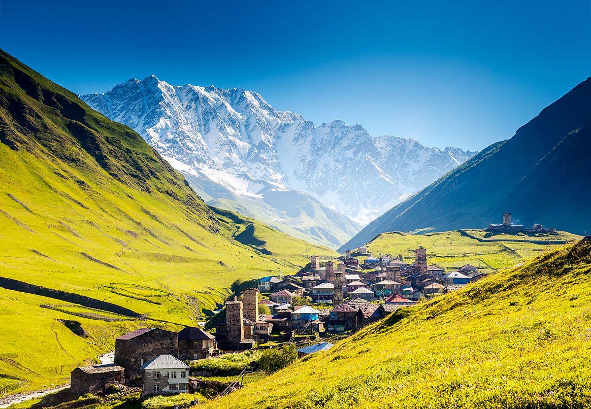 Природа грузии картинка