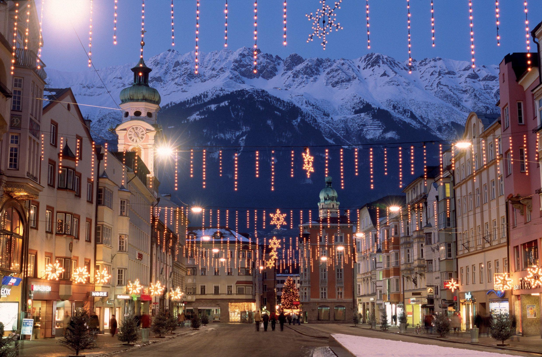 Инсбрук, Австрия, улица загрузить