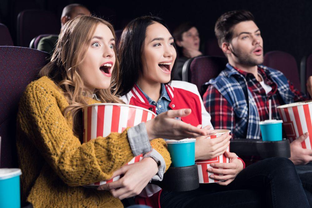 Закупаемся попкорном: в Иркутской области заработали кинотеатры