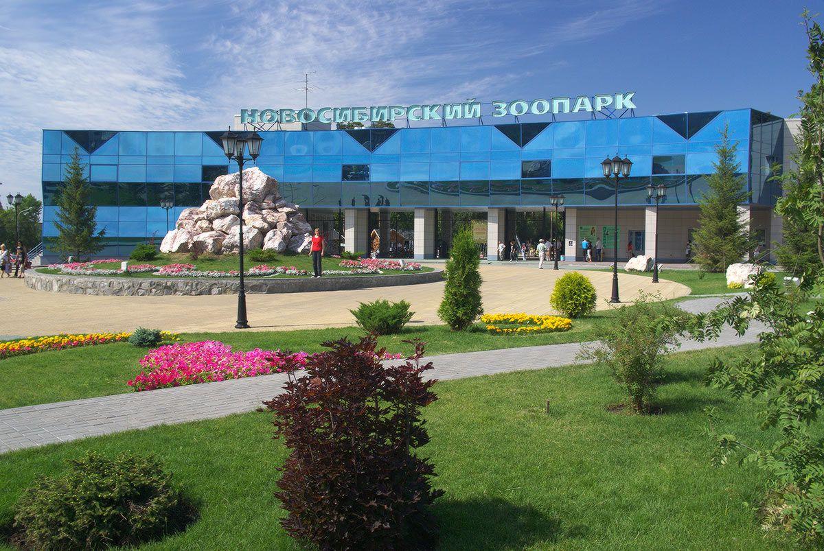 Новосибирский зоопарк в праздники