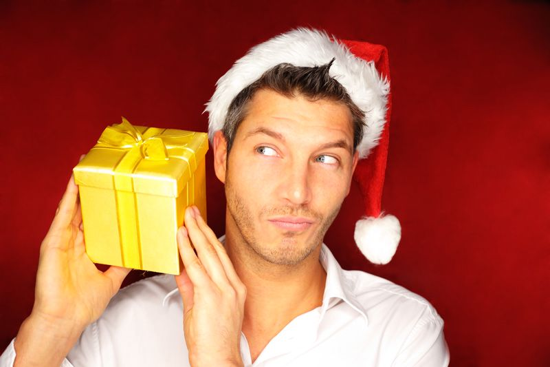 Подарки для мужчин на нг