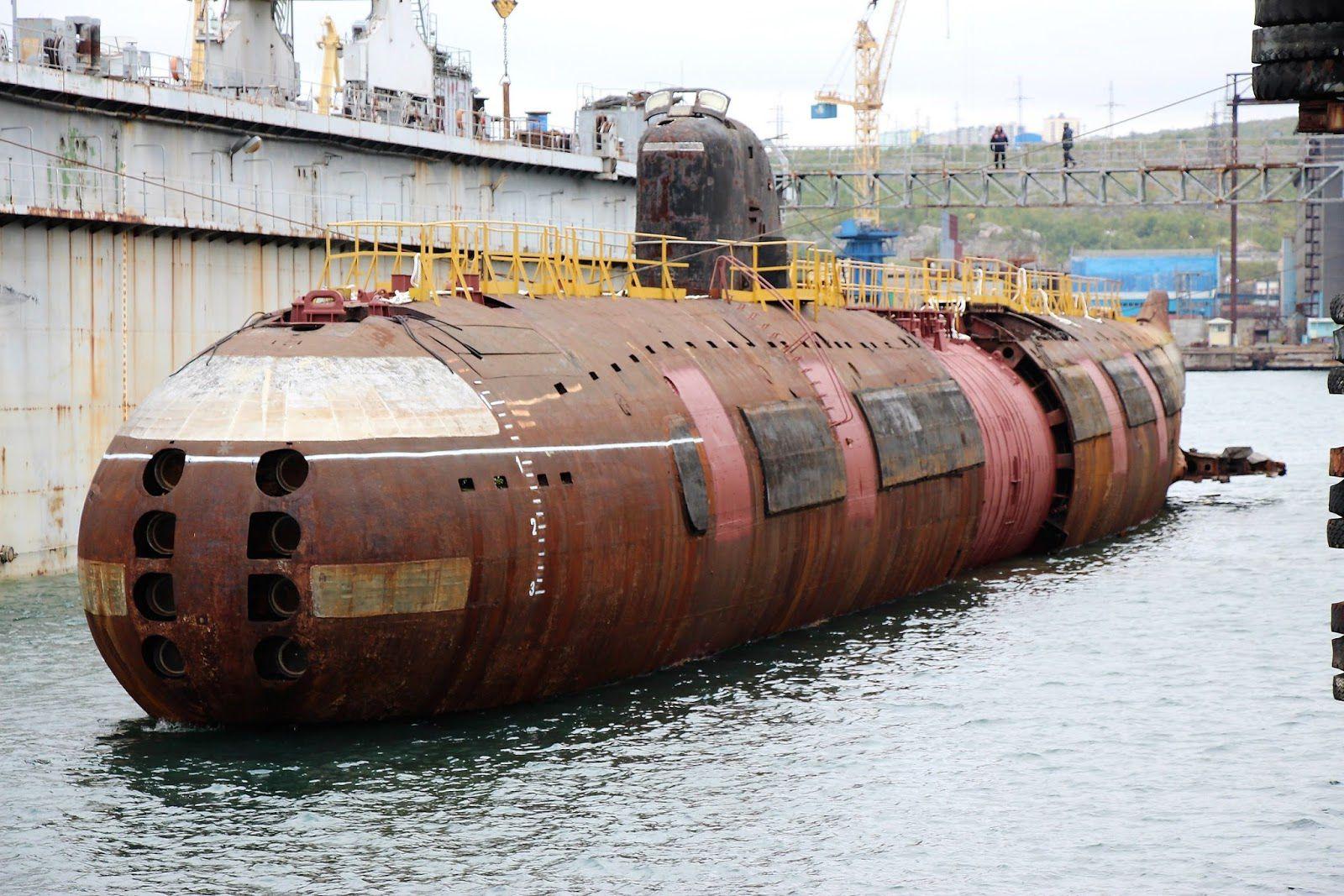Выпуск подводных лодок в ссср #3