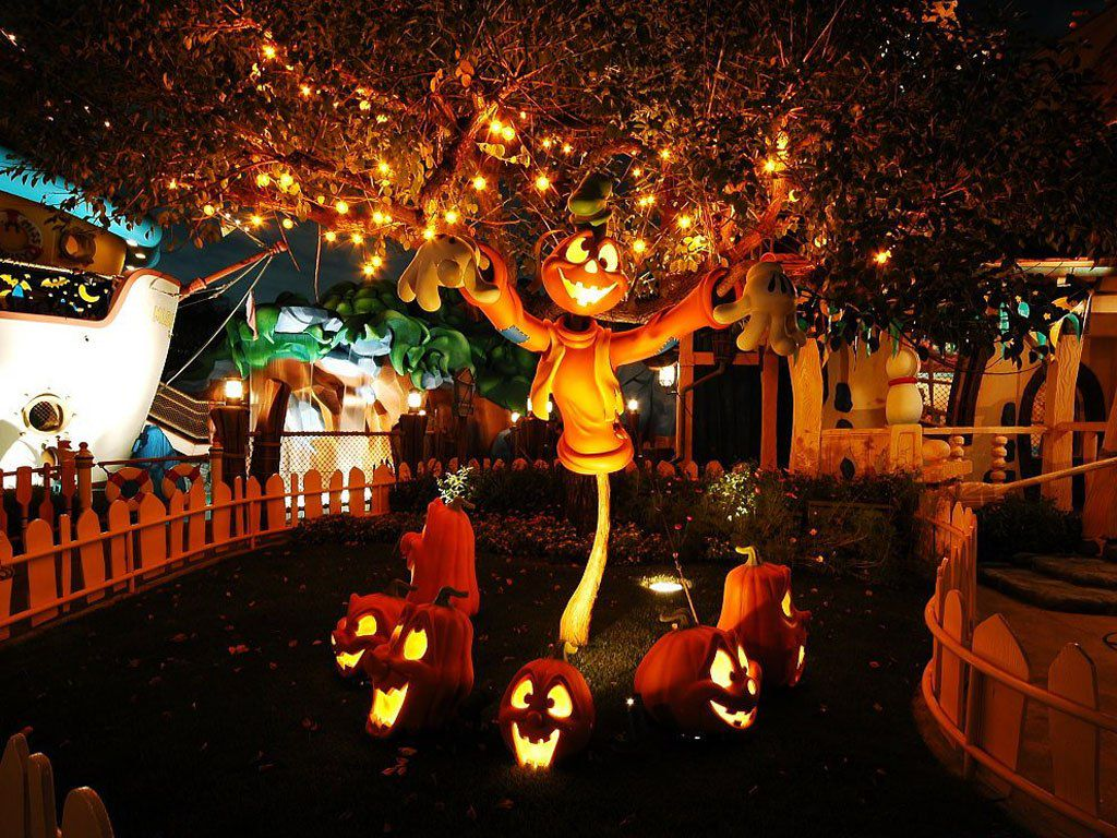 картинки празднования хэллоуина в британии любителей сильно