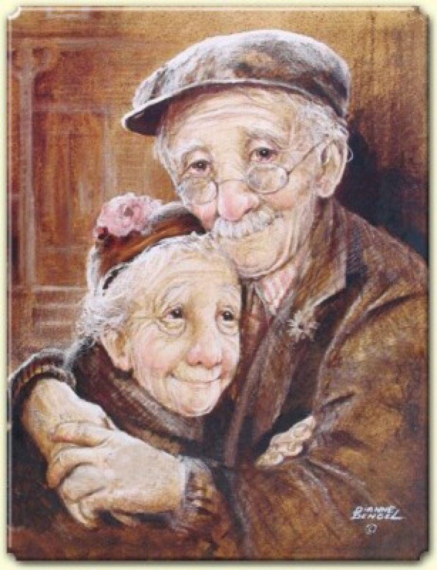 Старики и старушки развлечения дома 25 фотография