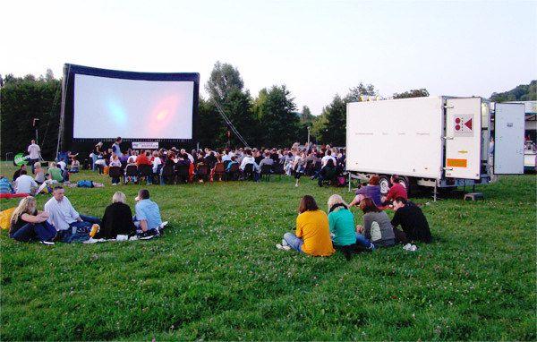 Картинки по запросу летний кинотеатр Красная Пресня
