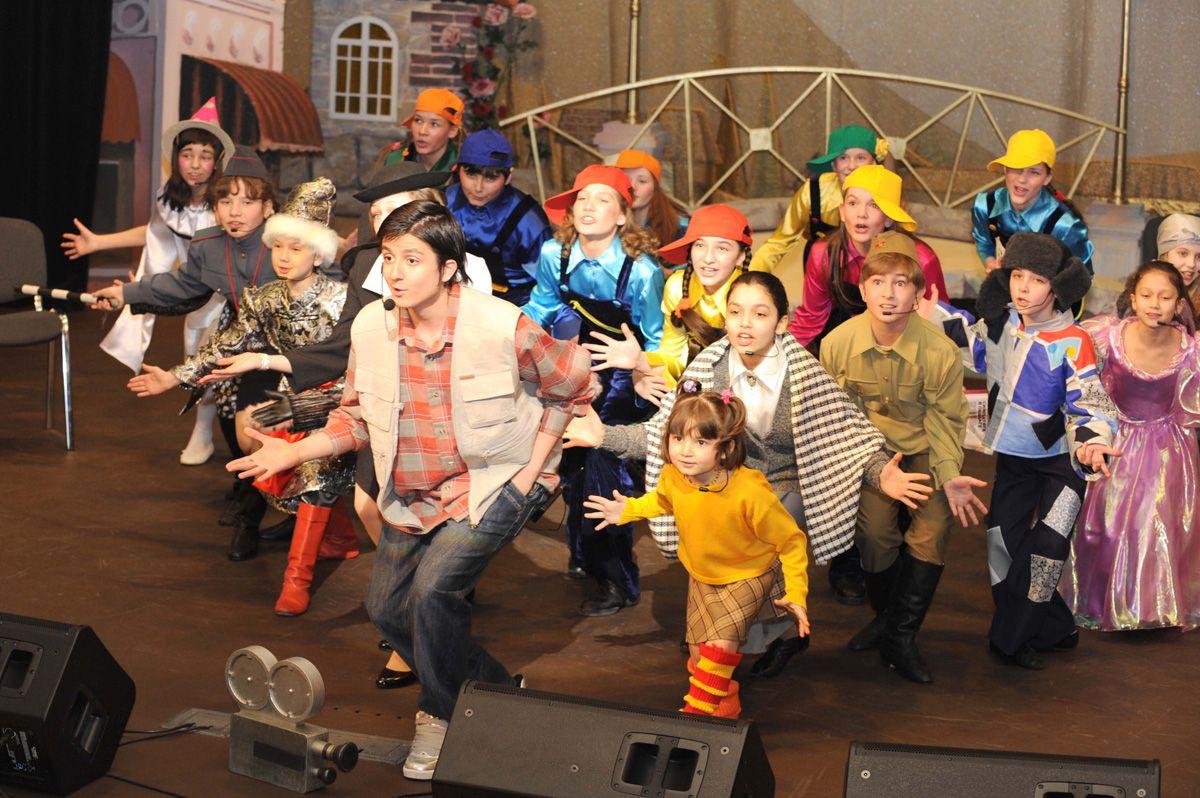 творческая студия «Детская академия театра и кино»