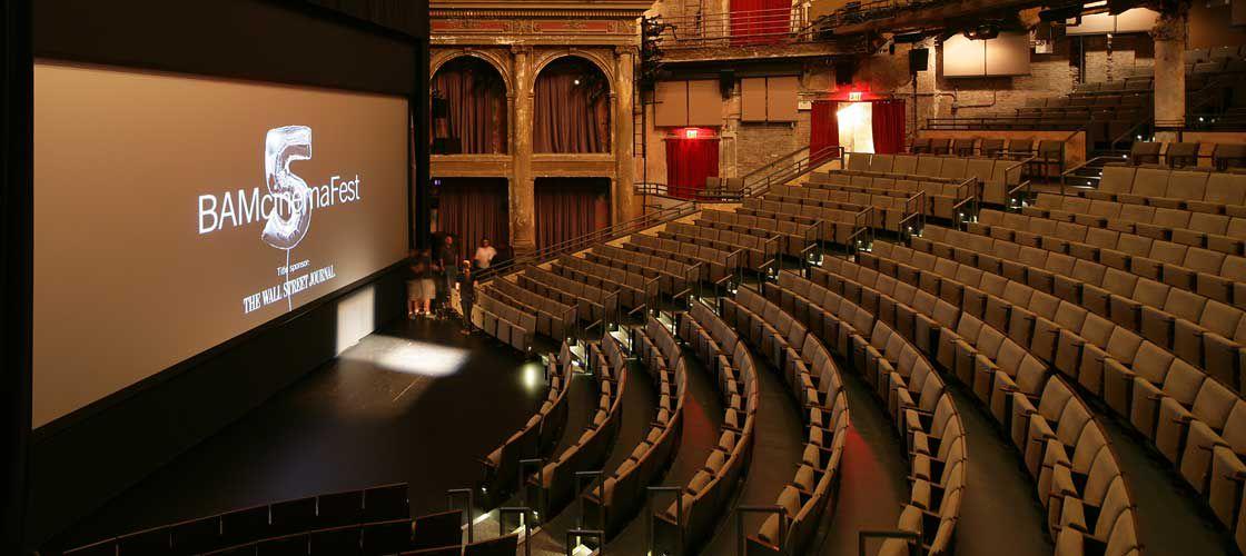 Bam Harvey Theater In New York