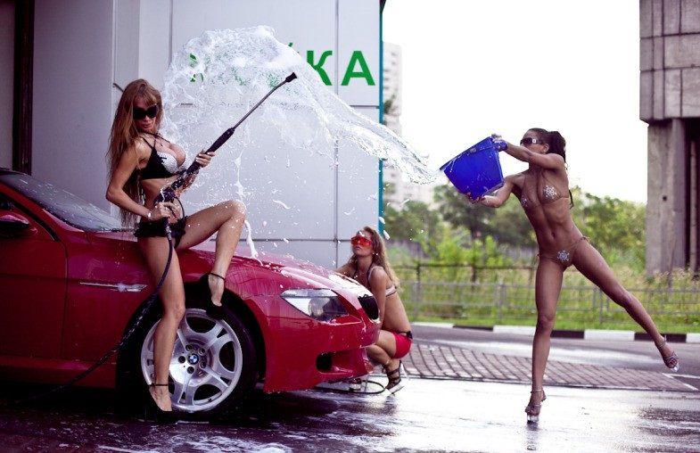 Девушки на автомойках показать бесплатно фото 143-667