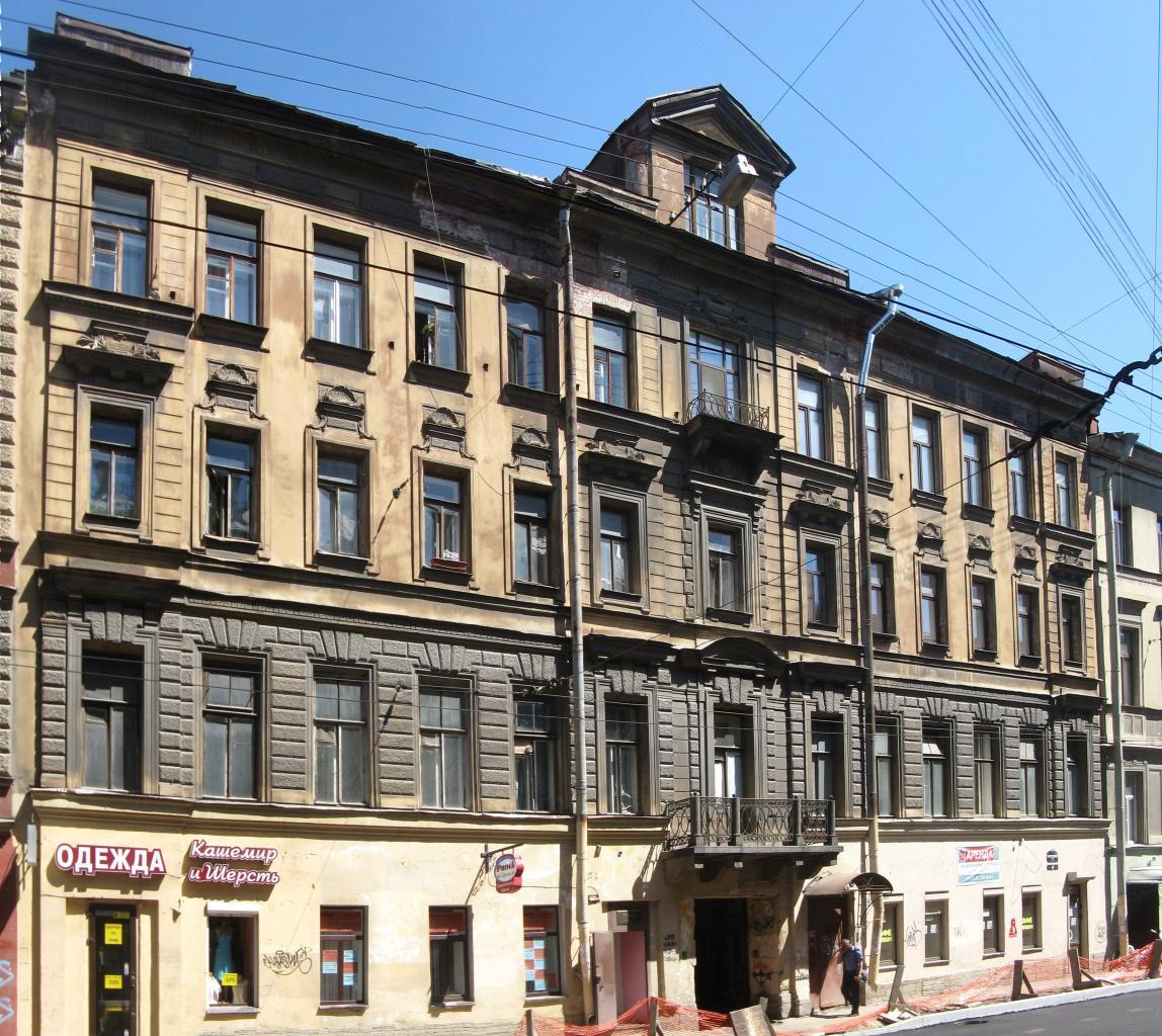 квартира Гоголя на Гороховой