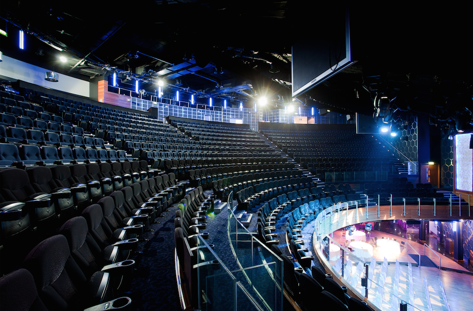 Indigo at the o2 in london for 02 arena london floor plan