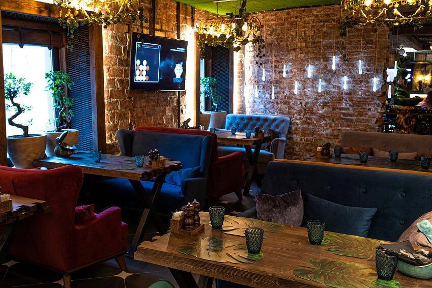 пространство Inside Loungebar