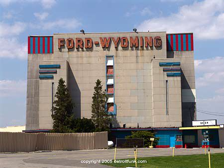 the ford wyoming drive in theatre detroit. Cars Review. Best American Auto & Cars Review