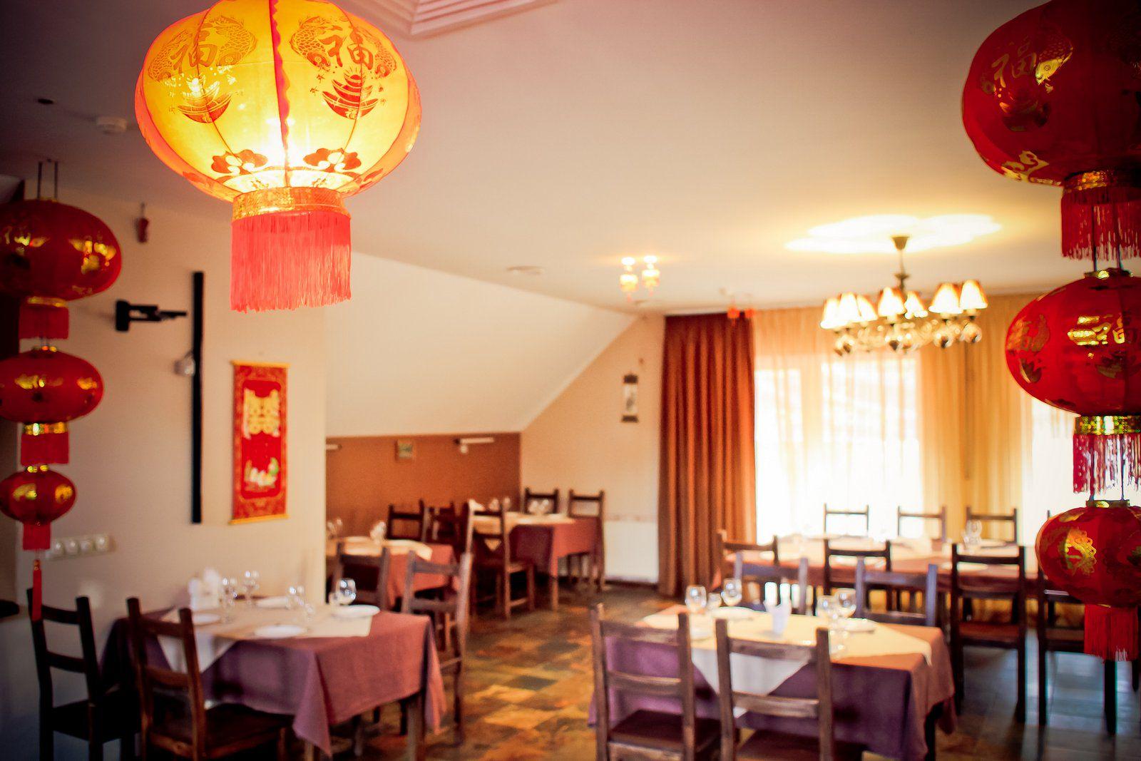 Китайский ресторан в красноярске