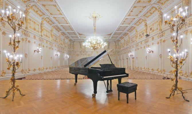 Санкт-Петербургская академическая филармония им. Д. Шостаковича (малый зал)