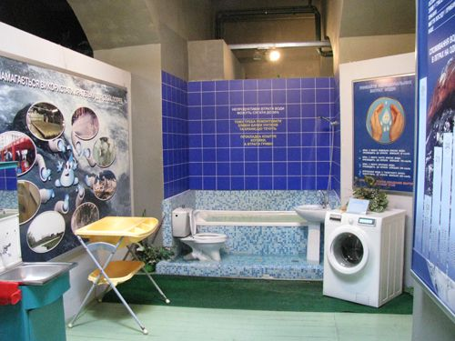 Музей воды в Киеве - описание выставки, фото, адрес, даты проведения,  афиша, цены на билеты, отзывы.