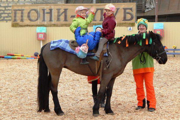 театральная конная студия «Нева»