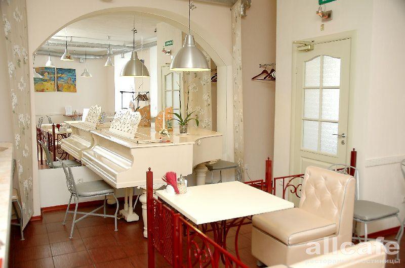 Пиано кафе «Лёгкость бытия»