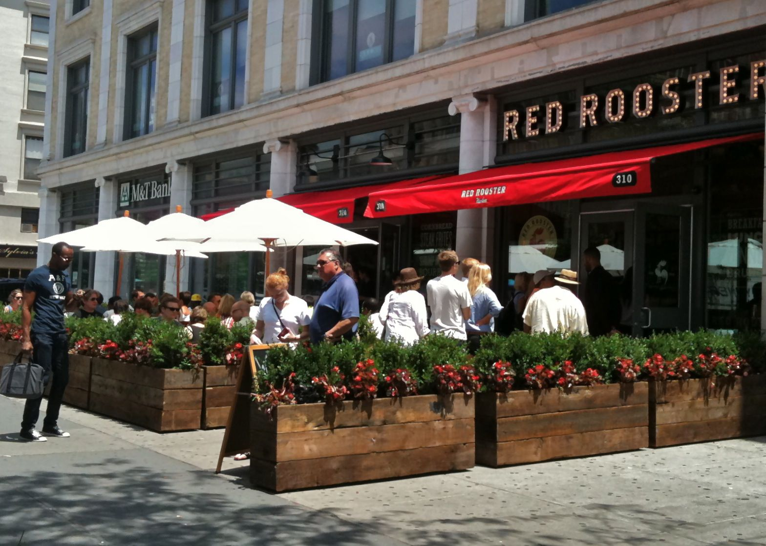 Red Rooster Harlem In New York