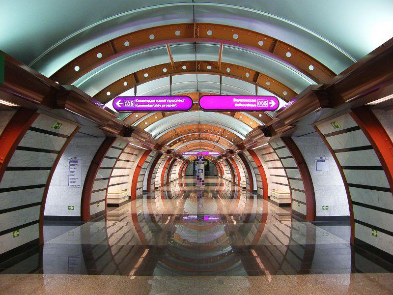 Станция метро «Обводный канал»