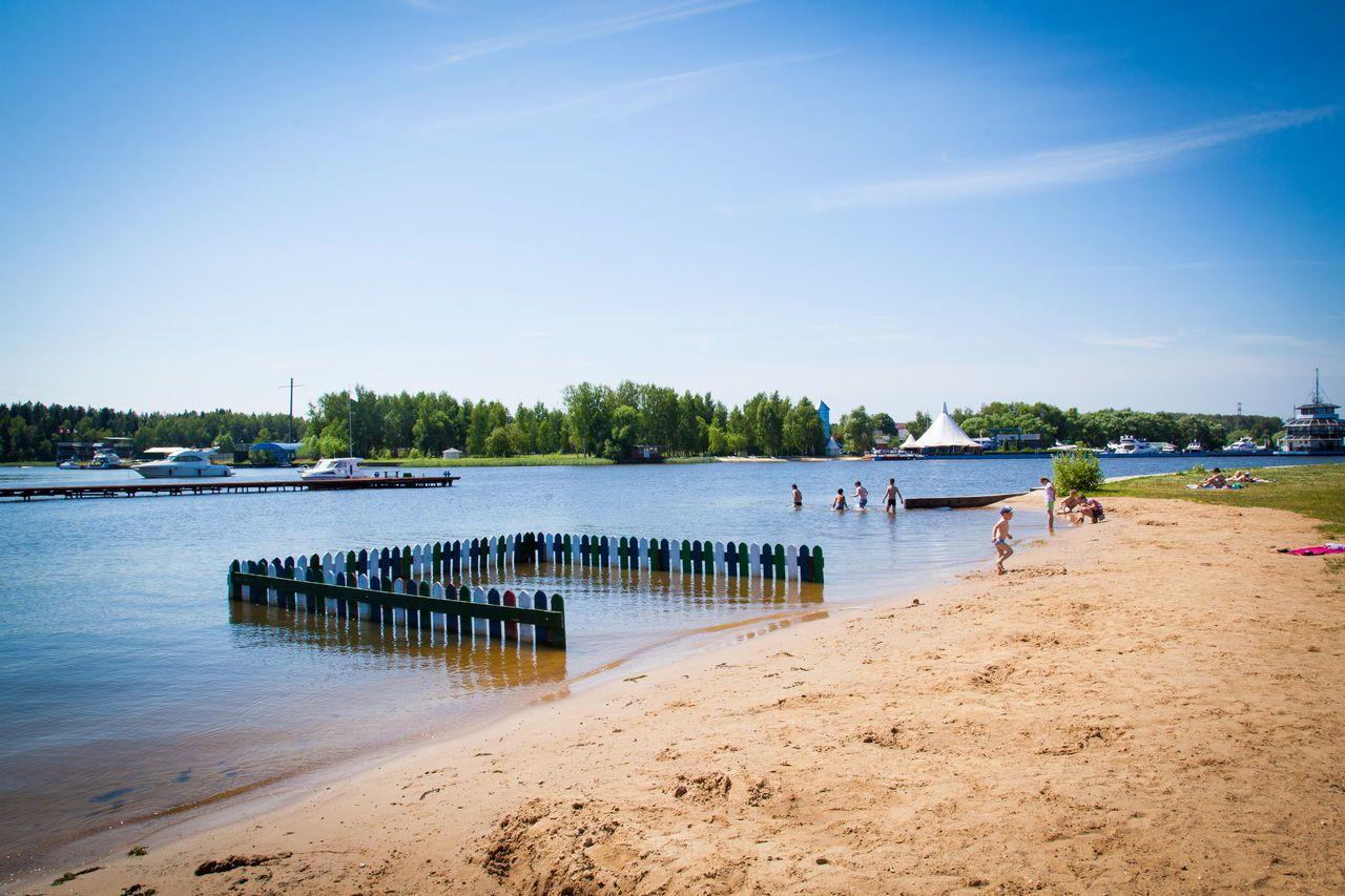 следующий день мытищинское водохранилище пляж фото оценить