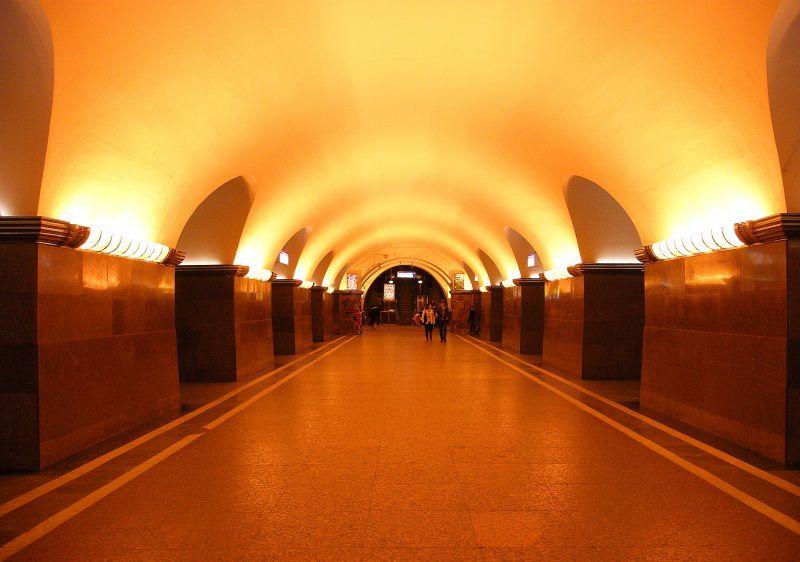Станция метро «Площадь Ленина»