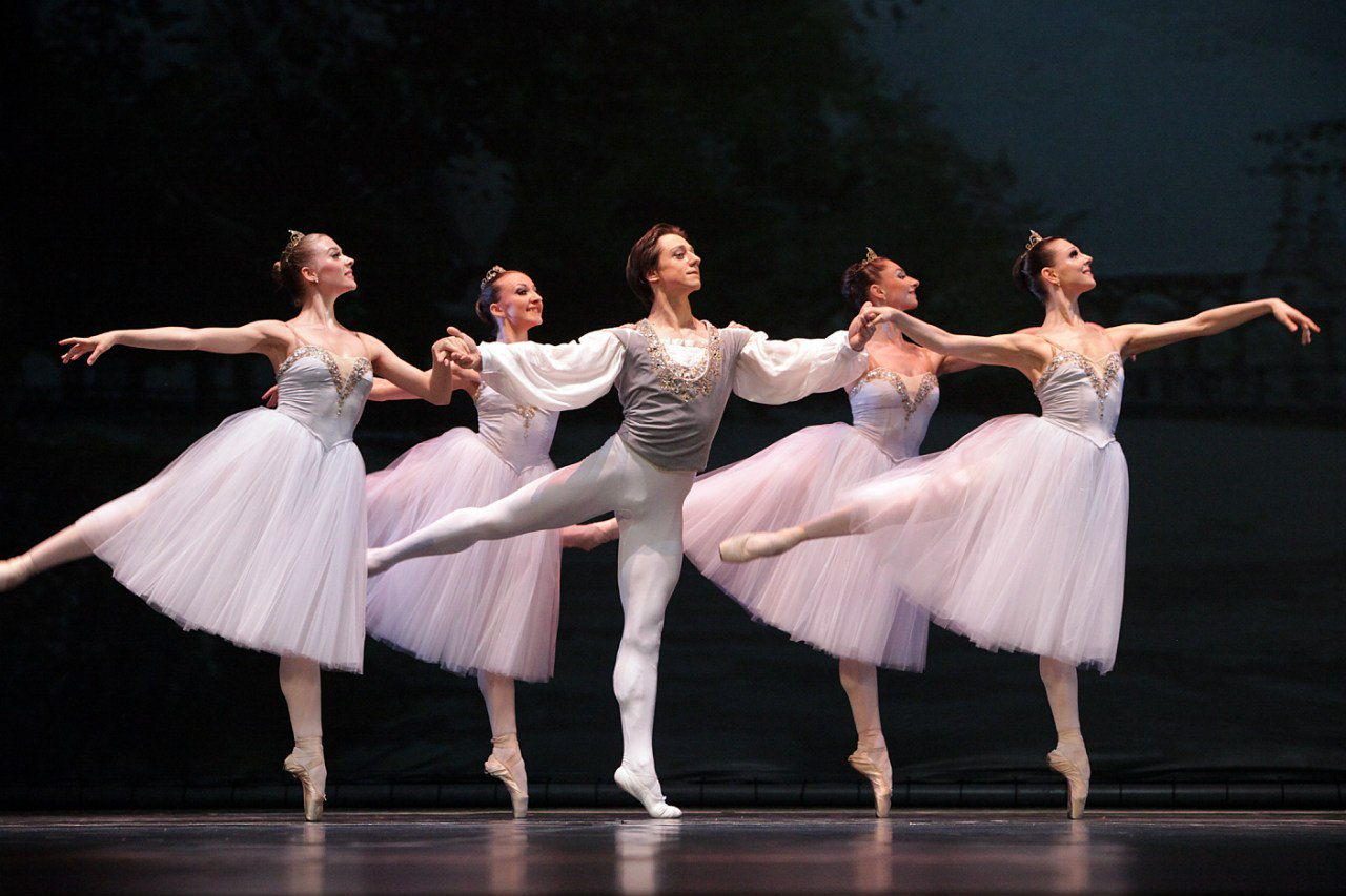 Русский балет картинки