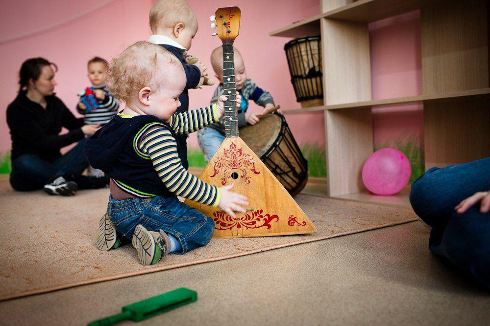 студия музыки для детей Евгения Белозёрова