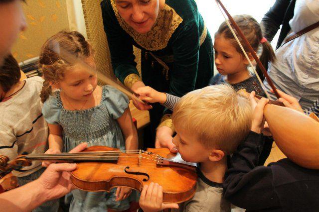 детский музыкальный лекторий «Пикколо»