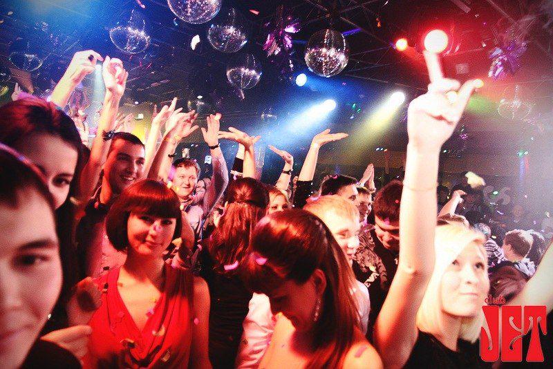 ночной клуб в уфе jet