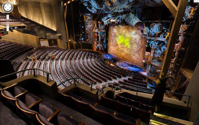 Best Seats Gershwin Theatre Nyc Brokeasshome Com