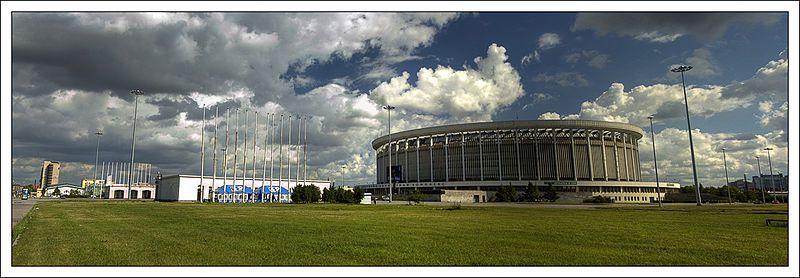Петербургский спортивно-концертный комплекс СКК