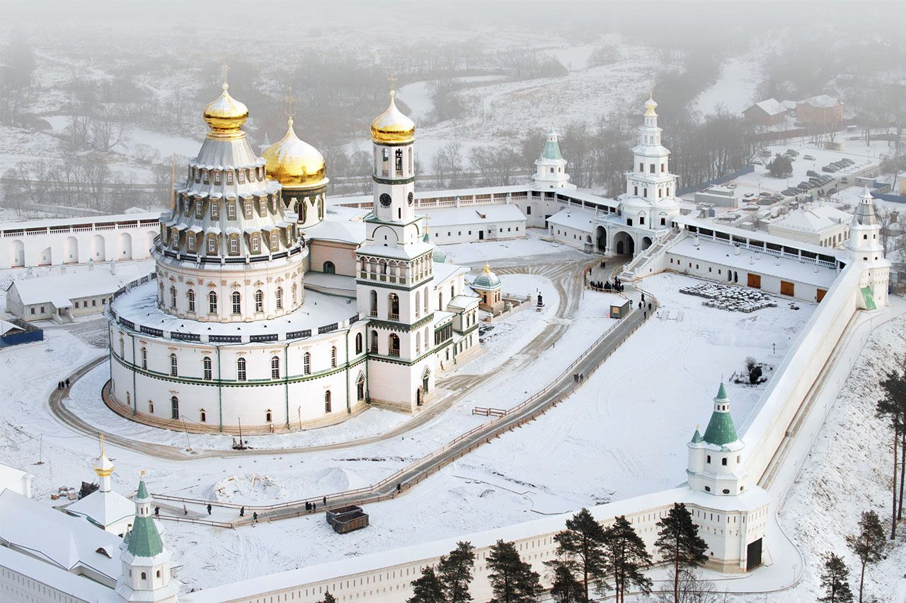 власть над монастырь новый иерусалим подмосковье истра фото таких габаритах