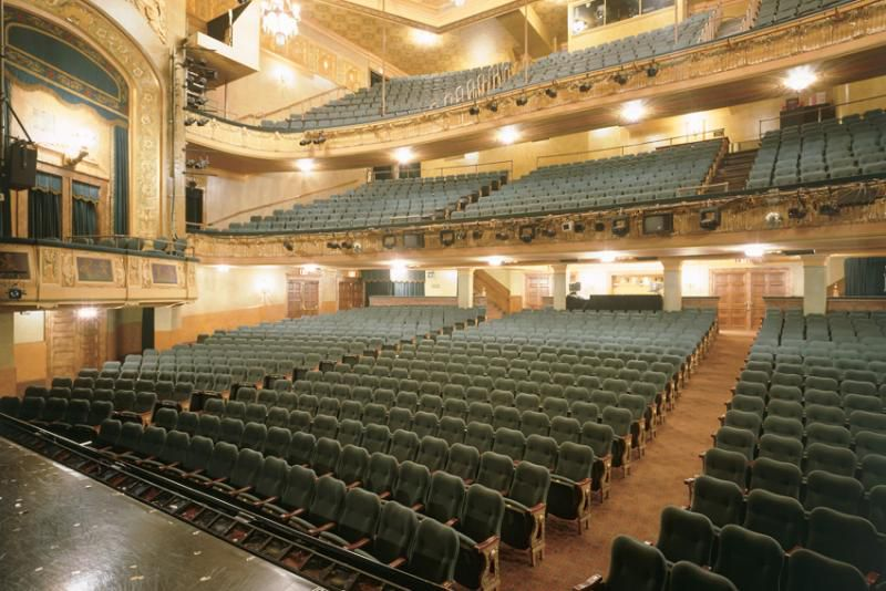 front hello dolly seating advice - Winter Garden Theater Nyc