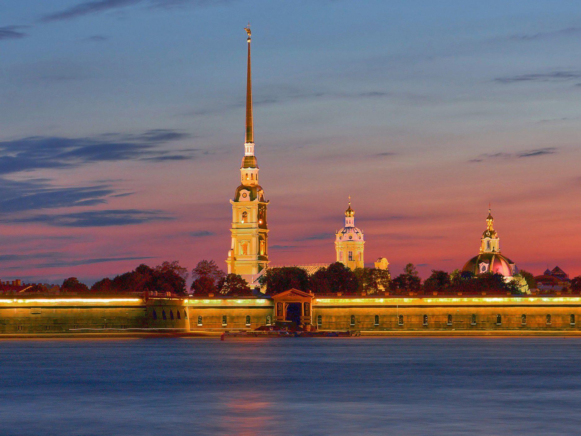 Главные символы Петербурга