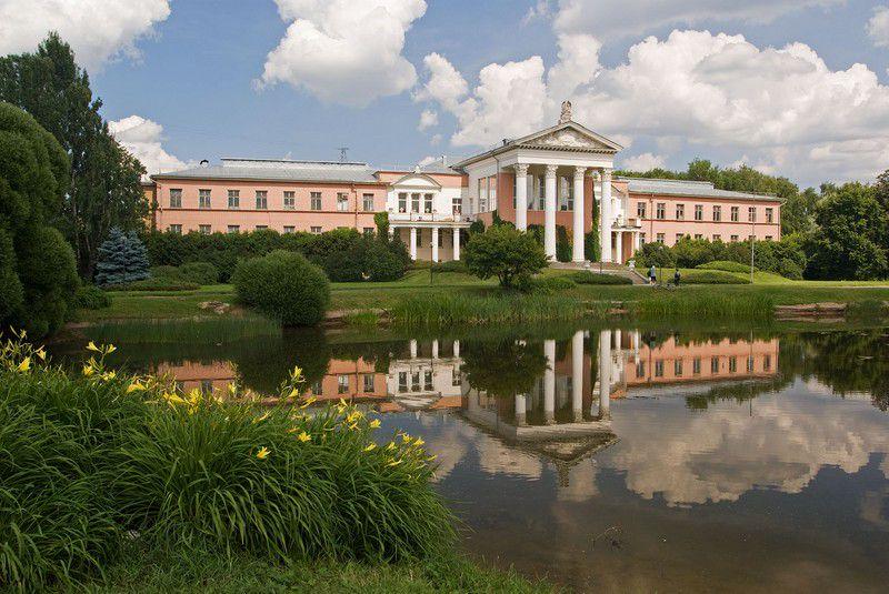 Ботанический сад им. Цицина Москва: https://kudago.com/msk/place/gbsad/