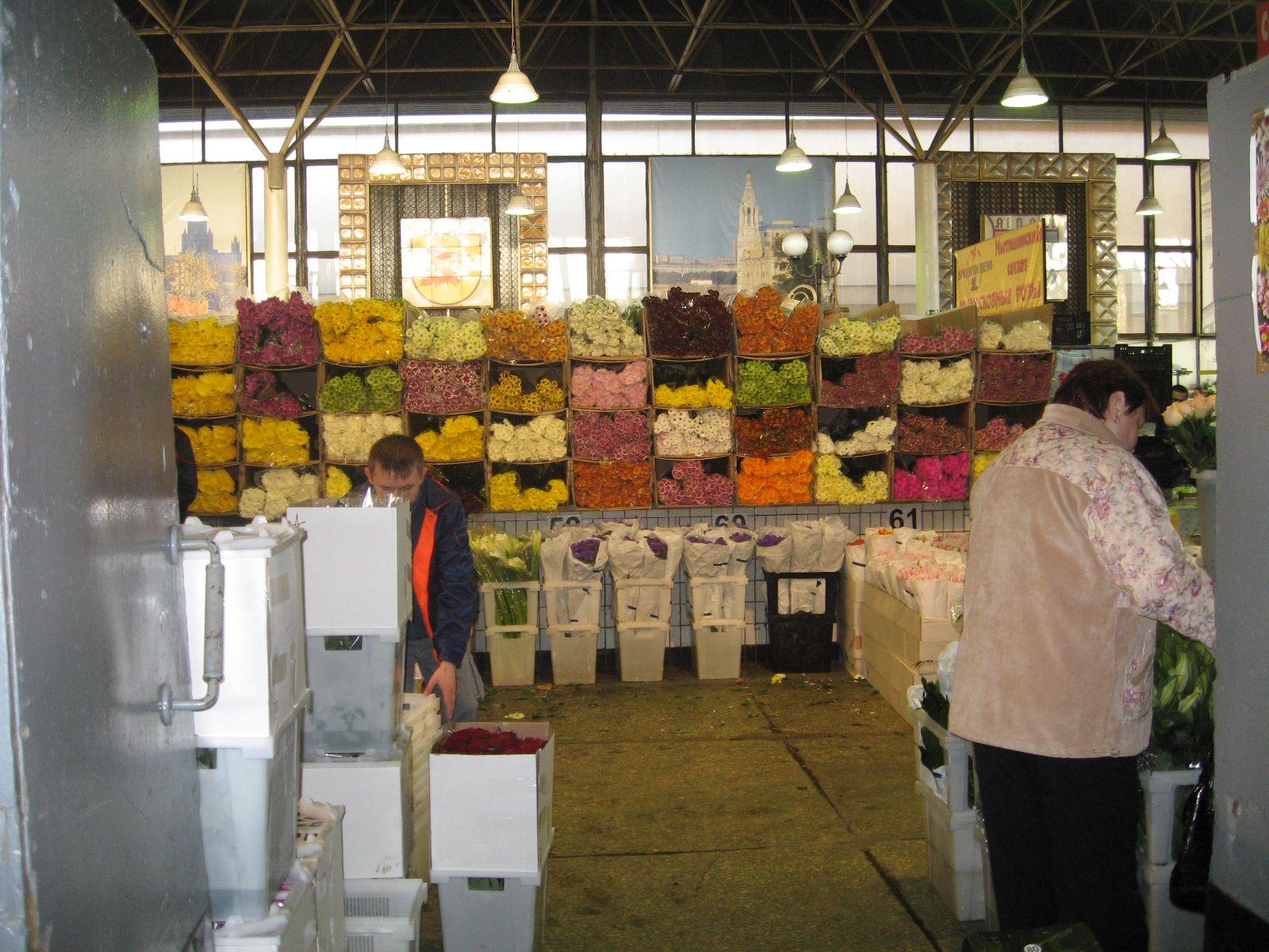 Купить цветы рижский рынок