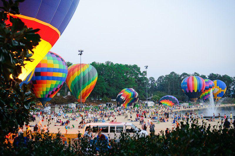 callaway gardens hot air balloon festival 2017 garden ftempo