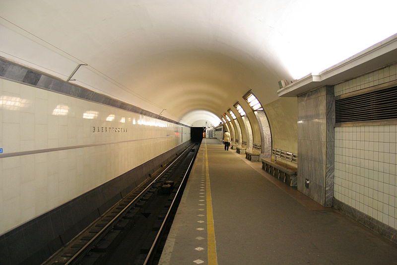 Станция метро «Электросила»