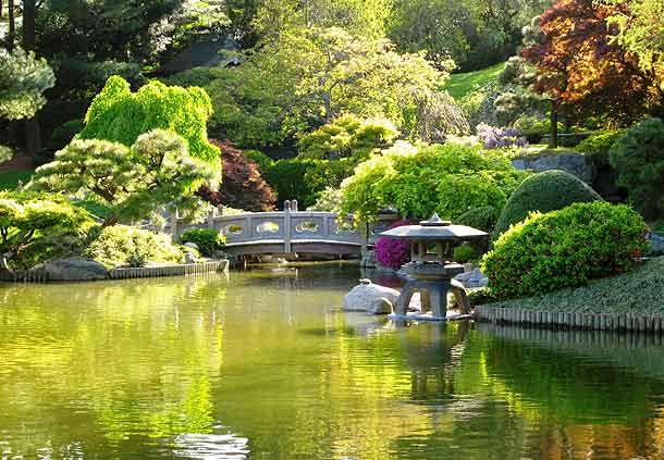 Brooklyn Botanic Garden New York
