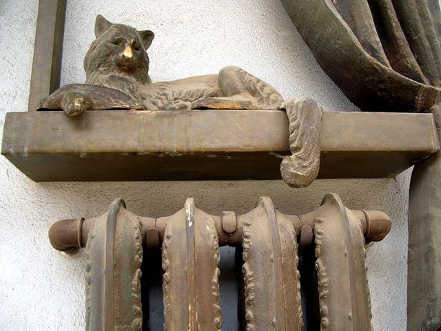 Памятник коту в самаре надгробные памятники изготовление эпитафии