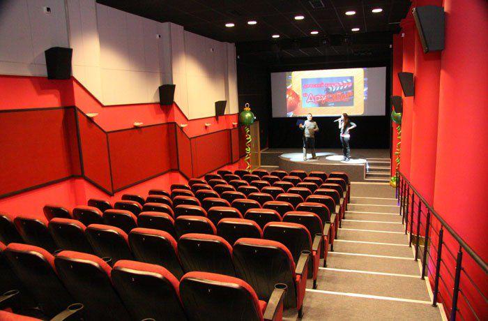 красноярск кинотеатр фото строитель