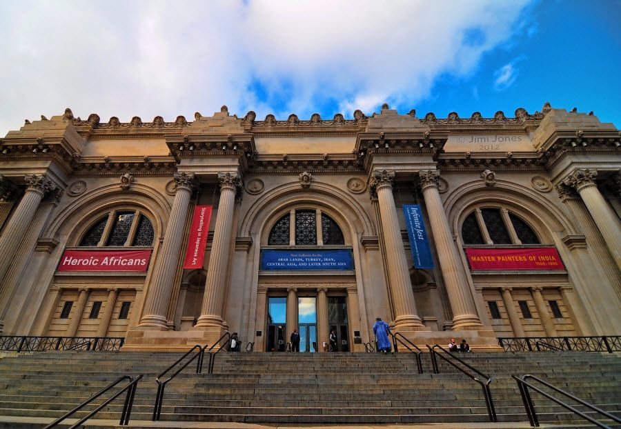 The metropolitan museum of art in new york for Metropolitan museum of art in new york