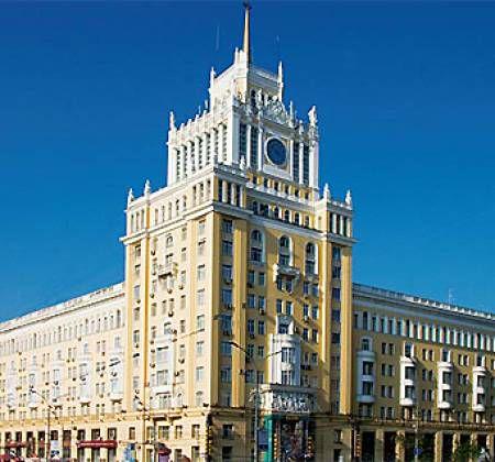 отель гостиница в москве красные ворота